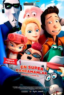 'En Süper Kahramanlar / Bling' 21 Ekim'de vizyonda...