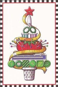 Amy Bradley greeting card