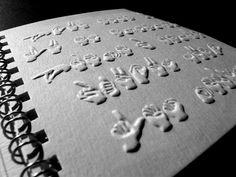"""Imprimerie Laville (gaufrage/""""impressions"""" en braille)"""