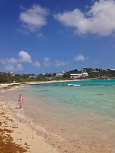 Sandy Hill Bay, Anguilla ~ Take Memories and Leave Footprints