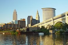 Cleveland, Ohio (skyline photos) http://qoo.ly/c2pqx