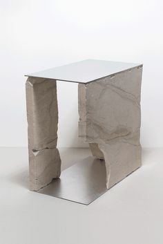 Carla Cascales' Sculpture Project, Cube | Yellowtrace