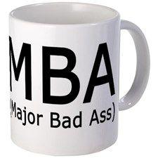 MBA Mugs for