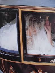 Risultati immagini per lady diana bridesmaids carriage ride