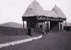Foumban : le porte d'entrée de la ville / non identifié (1910/1930)