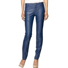 d27632f928a4d1 VEGAN Leather Seamed Skinny Pant by Free People, now this is leather I can  get behind!