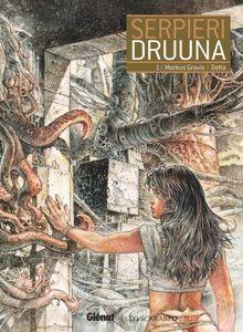Druuna - Tome 01 by Paolo Eleuteri Serpieri - Digitall Media Julie Bell, Blade Runner, Science Fiction, Pulp Fiction, Manara Milo, Saga, Serpieri, Stefan Zweig, Gabriel Garcia Marquez