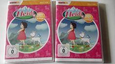[Produktvorstellung und Verlosung] DVD – Heidi und ihre Tiere in den Bergen   #dvd #heidi #kinder #kinderdvd #werbung #sponsored #familie