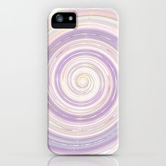 Re-Created Spin Painting No. 3 iPhone & iPod Case by Robert Lee - $35.00 #art #spin #painting #drawing #design #circle