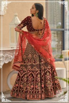 --->Kinas Designer is your one-stop shop for all types of Bridal Wear Collection. --->For more information contact us (Call/Whatsapp): +91 78028 85280 #lehenga #bridallehenga #weddinglenega #designerlehenga #lehengacholi #indianwedding #indianfashion #indianbride #weddingdress #bridalwear #bridal #indianwear#anarkalilehenga #bride #instafashion #style #traditionallehenga#india #sabyasanchi #manishmalhotra #handworklehenga Lehenga Choli Online, Ghagra Choli, Bridal Lehenga Choli, Red Lehenga, Indian Wedding Lehenga, Punjabi Wedding, Indian Weddings, Romantic Weddings, Designer Bridal Lehenga