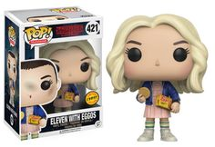 Funko Unveils The Full 'Stranger Things' Pop Collection!