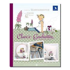 Handarbeitsbuch Claras Geschichten Frühling-Sommer