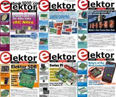 Elektor USA - Full Year 2016 Collection - Free eBooks Download
