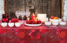Pentik  -  christmas table