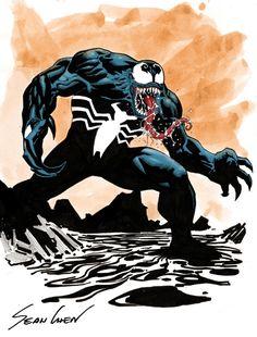 Venom by Sean Chen