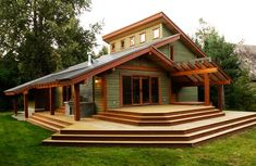 Peak Ventures Whistler design-build company servicing Vancouver all the way to Whistler, BC. Custom Remodels and design-build homes. Tiny House Cabin, Log Cabin Homes, Tiny House Design, Cabins, Cottage House Designs, Modern House Plans, Small House Plans, Terrasse Design, A Frame House