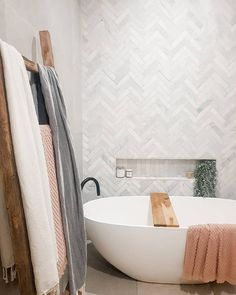 Choose Beaumonts for stunning tiles & bathroom products to suit all styles & budgets. From bathrooms to whole home renovations, make your dream a reality. Modern Bathroom Design, Bathroom Interior Design, Grey Wall Tiles, Beaumont Tiles, Bathtub Tile, Laundry In Bathroom, Small Bathroom, Herringbone Tile, Light Grey Walls