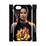 Every New Day The Hunger Games Katniss Everdeen Jennifer Lawrence Unique Custom IPHONE 5 or 5S Best Polymer+ Rubber 3D Cover Case. This case provides protection by preventing scratches and chips. Accessible to all the buttons and very easy to install. Made with very high quality of material that will make your phone looks better than anyone else. It is the most fashionable case you'll ever have. Our cases are a perfect stylish way to protect the back of your iPhone.
