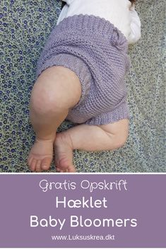 Soft Baby Bloomers : free recipe for crochet baby bloomers, crochet baby shorts, easy crochet recipe as well as video tutorial. Crochet Baby Bloomers, Crochet Bebe, Crochet For Kids, Baby Knitting Patterns, Baby Patterns, Diy Crochet Clothes, Crochet Wave Pattern, Baby Shorts, Crochet Baby Blanket Beginner