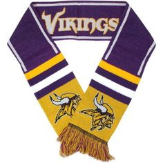 Minnesota Vikings Official NFL Adult Scarf * Be sure to check out this awesome product.