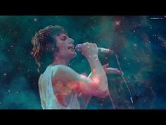 Freddie Mercury His Voice Acapella in The Universe 2017 Brian May, John Deacon, Freddie Mercury, Queen Youtube, Queen Albums, Hollywood Records, A Kind Of Magic, Roger Taylor, Island Records
