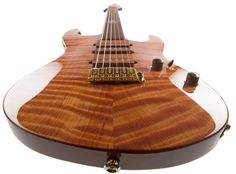 Suhr 2015 Collection Modern Carve Top Figured Redwood - Natural (207) | Reverb