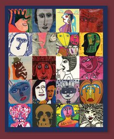 Are you an art-lover ?   Outsider art has many different faces. Find your particular fancy on the  web-gallery www.aussenseiterkunst and www.outsider-art-brut.ch among works by self-taught outsider artists from various parts of the world, some known, othe