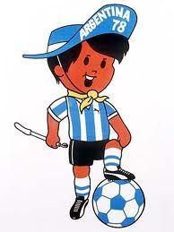 Mascota del Mundial de Fútbol Argentina 1978 - El gauchito
