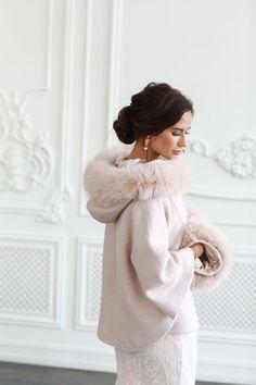 Wedding Winter Jacket Etsy 27 Ideas For 2019 Winter Wedding Coat, Winter Bride, Blush Rose, Blush Pink, Valentino Bridal, Wedding Dress Accessories, Wedding Dresses, Bridal Shawl, Wedding Jacket