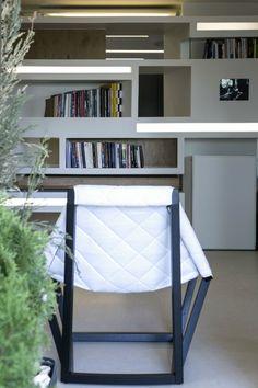 wohnung renovierung appartement im erdgeschoss, erosion by studio nl architecture and design | oficina en casa 2, Design ideen