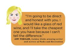 Our Favorite Amy Poehler Joke, and More Funny People's Favorite Jokes.