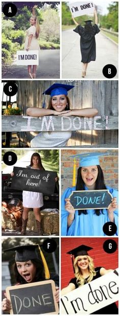 Cap and Gown Graduation Photo ideas- Senior Photo Shoot Ideas and Senior Photography Inspiration College Graduation Pictures, College Graduation Parties, Grad Pics, Graduation Day, Grad Pictures, Funny Senior Pictures, Graduation Cap And Gown, Cheer Pictures, Graduation Photography