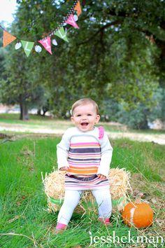 one year old  JessHekman Photography