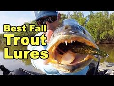 Trout Fishing Tips, Kayak Fishing, Only In Texas, Kayaking, Big, Fall, Cover, Youtube, Autumn