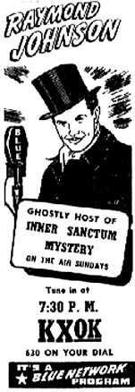 Inner Sanctum Mystery - Raymond Your Horror Host Abbott And Costello, Radio Wave, Old Time Radio, Horror Show, Old Tv, I Am Scared, Tv On The Radio, Famous Faces, S Star