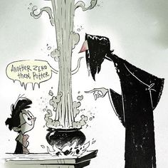 Today was Snape warmup. #harrypotter #severussnape #illustration #characterdesignchallenge