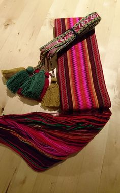 Inkle Weaving, Inkle Loom, Tablet Weaving, Folk Costume, Fiber Art, Cosplay, Crafts, Handmade, Loom