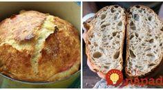 Chlebík bez miesenia, bez pekárne a takmer bez práce: Vyskúšala som prvýkrát na rodinnú grilovačku a zmizol skôr, ako sa pripravilo mäso!