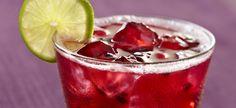 Blackberry Margarita:  •1800 Silver Tequila •Hennessy VS       •Sweet & Sour •Blackberries  (El Torrito Grill makes this drink, it is soo good!)