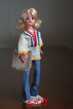 Yo colecciono muñecas ¿ Y tu ?: Sindy de Pedigree
