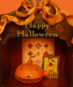 A Harvest and Halloween Handbook on Amazon and B&N.com