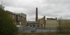 Rhyddings Mill, Oswaldtwistle, Lancashire
