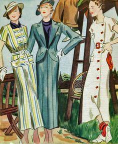 daywear-sportswear-1935 clickamericana.com