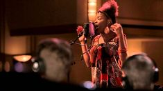 """Snarky Puppy with Malika Tirolien performing """"I'm Not The One"""" (VIDEO)   Close your eyes, lean back, and listen."""