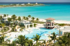 Beautiful Bahamas! Best resort ever... Sandals Emerald Bay!