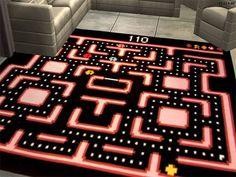 Resultado de imagem para video game themed room