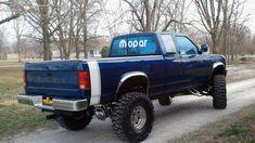 1993 Dodge Dakota Extended Cab 4x4 Pickup - 3 Dodge Pickup, Dodge Trucks, Pickup Trucks, Dodge Dakota Lifted, Show Trucks, Dodge Durango, Car Shop, Classic Trucks, F21