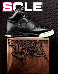 Air Yeezy Cover