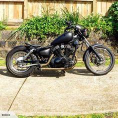 Yamaha Virago bobber 2008 | Trade Me                                                                                                                                                                                 More