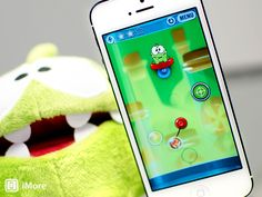 Cut the Rope 2 is now available